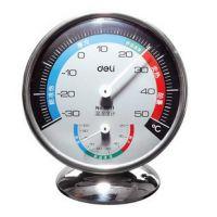 湿度计 电子温湿度计 温度湿度计 指针式温湿度计 得力