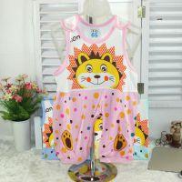 2014款儿童夏季装 宝宝连身衣 婴幼儿爬行服 0-3岁哈衣