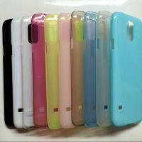 手机壳 三星S5手机套 超薄透明 DIY贴钻水钻素材壳 保护壳