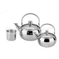 不锈钢小茶壶水壶、高级玲珑壶、烧水壶、企业赠品、咖啡壶