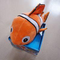 外贸正品迪士尼小丑鱼 海底总动员 Finding Nemo 毛绒玩具 公仔