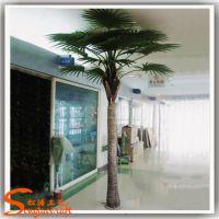仿真蒲葵树价格 仿真棕榈树厂家 热带雨林装饰假树