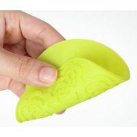 硅胶杯垫_8.8*0.56CM 硅胶餐厅用垫与生活用品品源生活