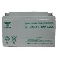 供应汤浅蓄电池12V24AH