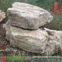 供应:假山石料 鹅软石 石材石料 沙石 砾石 卵石 千层岩