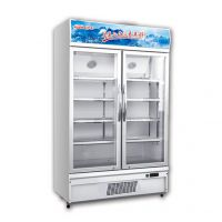 供应展示柜批发厦门电器华美LR-520L立式展示柜保鲜柜饮料柜茶叶柜