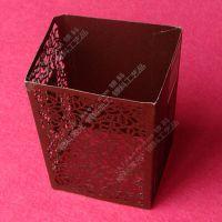 高档礼品纸盒 激光镭射雕刻纸盒加工 饰品食品包盒等