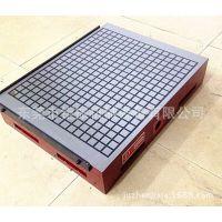 500*500强力永磁吸盘 CNC加工中心专用磁台 电脑锣强力磁盘