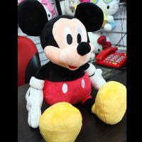 迪士尼毛绒公仔 米奇米妮毛绒公仔 米老鼠毛绒玩具 毛绒玩具厂家