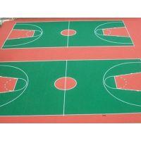 热销供应弹性丙烯酸球场材料 塑胶球场施工工艺 运动场地坪工程