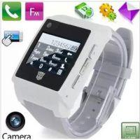 2014新款迷你超薄半智能正品触屏防水变形金刚QQ腕表手表手机H2