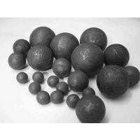 供应矿山80mm研磨球,磨耗低的钢球100mm,耐磨球