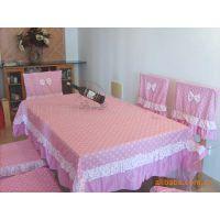 供应韩式粉色可爱公主蛋糕桌布
