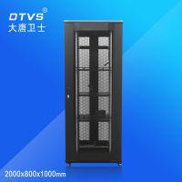杭州监控电视墙机柜/大唐卫士T1-8042标准19寸服务器网络生产