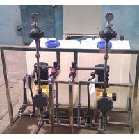 供应游泳池循环水自动加药装置 游泳池水处理设备 全自动加药设备
