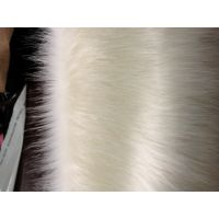 素色长毛绒 人造毛皮 假毛