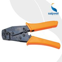 HS-16WF棘轮式压线钳 0.5-6mm2预绝缘端子压线钳 支持混批