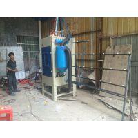 佛山自动循环回收喷砂机