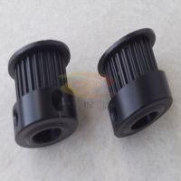 供应供应钢发黑同步带轮/不锈钢同步带轮/带台阶带轮