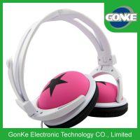 工厂定做耳机批发 头戴式游戏耳机电脑笔记本语音耳麦带麦克风
