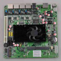 英特尔 Mini-ITX 主板,Atom D525MF,带12V电源