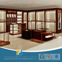 供应服装店展柜 服装展示架 专业生产高档服装展示柜