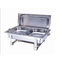 供应专业不锈钢加工定制自助餐炉