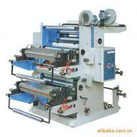 供应双色印刷机 经济环保型 PE、BOPP、OPP、PET、PA薄膜