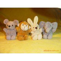 供应钥匙扣动物产品-动物玩具-手机挂件-挂件-外贸出口-促销礼品