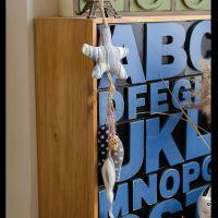 个性创意\家居装饰\全棉 DIY手工 地中海风 布艺小鱼挂件挂饰