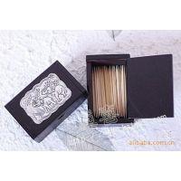 长期供应泰国家居工艺品  黑木牙签盒【价格便宜】
