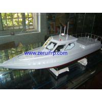 供应青岛玻璃钢船模型
