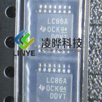 集成电路IC TI/德州仪器 SN74LVC86ADBR LC86C 只做全新原装正品