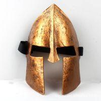 供应 精品树脂面具 斯巴达勇士300面具