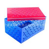 亚克力有机玻璃四方形展示鞋盒  创意透气空鞋盒  高级鞋盒定做