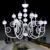 海达澳品牌直批  水晶灯 吊灯 欧式吊灯 餐厅吊灯 灯具6812-12
