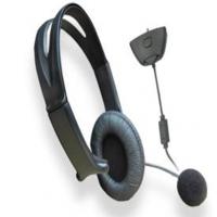 供应工厂直销 XBOX360 头戴式单边游戏耳机 耳麦时尚高性价比热卖