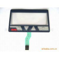 分析仪薄膜开关、贴膜按键、仪表按键、仪器薄膜开关