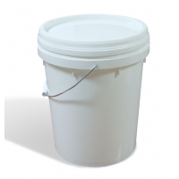 25KG塑料桶 塑料化工桶 20L塑料桶白色 油桶 机油桶