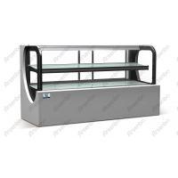 立式蛋糕柜 面包房保鲜蛋糕展示柜 带玻璃冷藏冷冻蛋糕柜