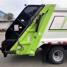 翼展自卸式垃圾车哪买什么价