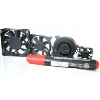 2000 - 8000 cfm Ball or Sleeve bearing 70mm, 80mm, 92mm Brushless DC Fan for UPS systems