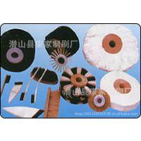 供应专业生产抛光布轮,千叶轮钢管清洗刷棉布轮,抛光刷的质量怎么样