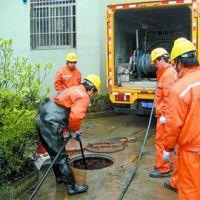 苏州高新区管道清淤排污雨水管道高压清洗