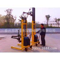 厂家生产定制OEM叉车(AC)宽腿踏板式电动堆高车