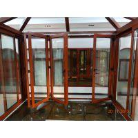 【厂家直销】工程/外贸 50重型大折叠门 高档铝合金门窗 诚招代理