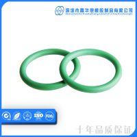 耐冷媒绿色HNBR橡胶O型圈 耐低温氢化丁腈橡胶圈 厂家直销