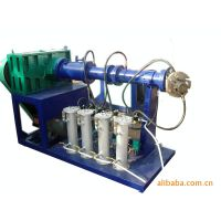 供应单螺杆挤出机 橡胶挤出机 三元乙丙生产线 PVC挤出机