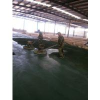 供应青岛金刚砂耐磨地面材料包工包料的价格