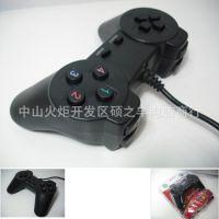 供应低价游戏手柄 USB游戏手柄701 单打游戏手柄 电脑游戏手柄 批发